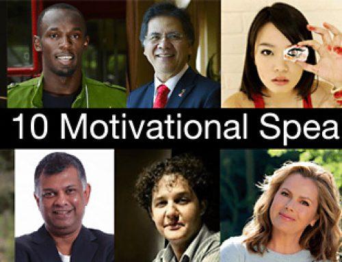 Kuusi hyvää syytä hankkia kansainvälinen keynote-puhuja tapahtumaasi